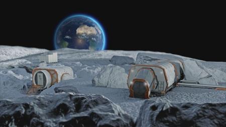 [과학본색] 달 표면 지상에 재현…달 기지 건설 앞당긴다