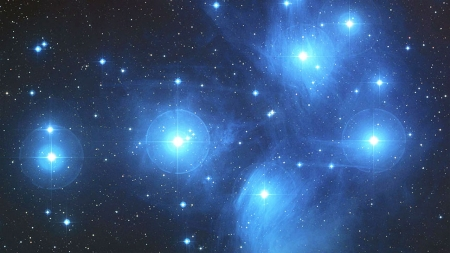 [별별이야기] 천문학계를 발칵 뒤집은 플레이아데스성단