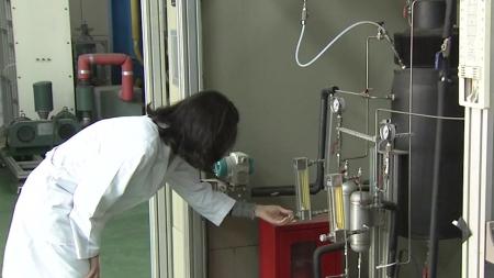 화력발전소 초미세먼지 95% 저감 기술 개발