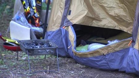 텐트 질식사 잇따라...겨울철 화덕·가스난로 사용 주의
