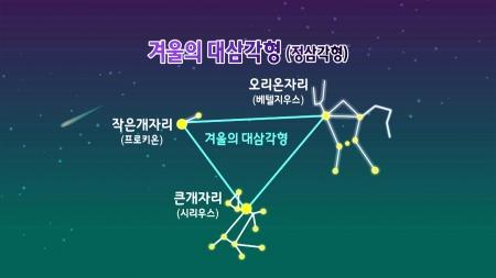 [별별이야기] 보석처럼 밝게 빛나는 '겨울철 별자리'
