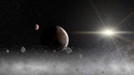 [별별이야기] 비운의 천체 명왕성…행성 지위 되찾을까?
