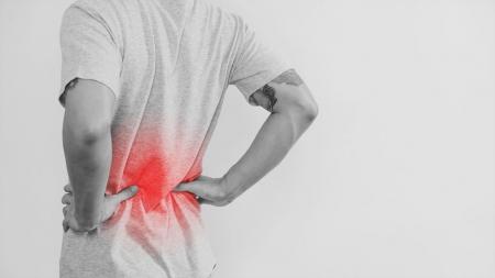 [내 몸 보고서] 노인성 척추질환의 대표…'척추관협착증'