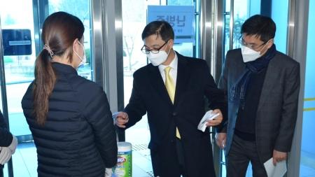 과기부 차관, 신종 바이러스 대응현황 점검