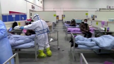 中 코로나19 사망자 1,868명...확진 증가세 '감소'