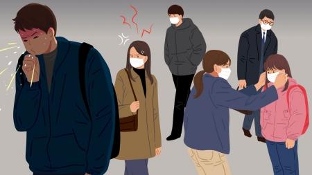 [생각연구소] '심리적 방역' 중요…코로나19로 인한 국민의 심리는 어떨까?