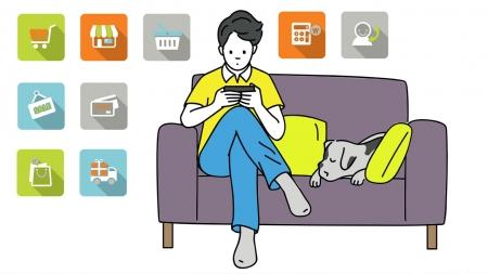 [스마트라이프] 코로나19로 변화된 일상…'집콕족'을 위한 앱은?