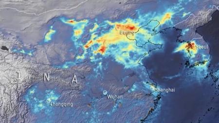 코로나19의 역설...중국·이탈리아 반갑지 않은 공기 질 개선