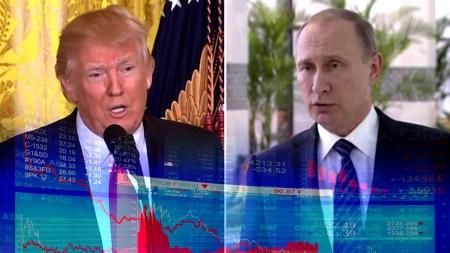 뉴욕증시 3%대 급등...국제유가 18년 만에 최저, 트럼프-푸틴, 국제유가 논의