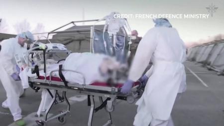 전 세계 코로나19 감염자 80만명 넘어...사망자도 4만명 돌파