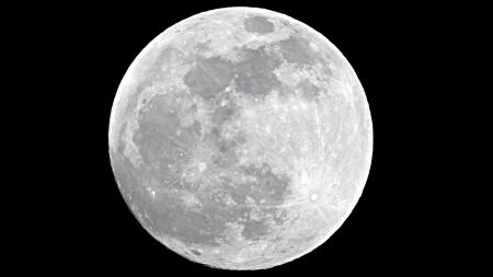 오는 8일 새벽 올해 가장 큰 달 뜬다