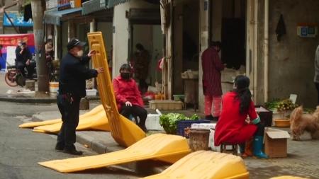 중국 '우한 봉쇄' 8일 해제...코로나19 종식 카운트다운