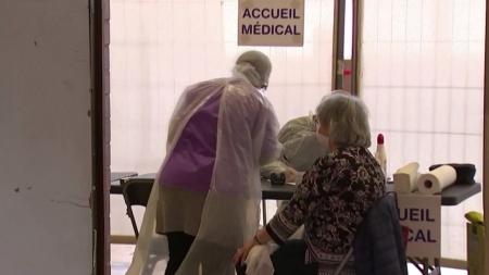 프랑스 코로나19 사망 만 명 넘어...하루새 1,400여 명 숨져
