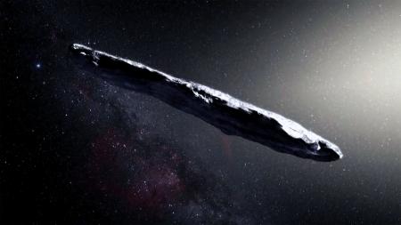 [별별이야기] 외계 소천체 오우무아무아·보리소프의 발견