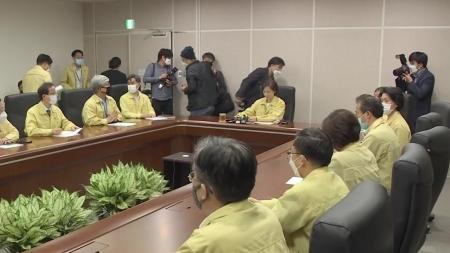 """유은혜 """"인천 66개교 등교 중지는 선제적인 조치"""""""