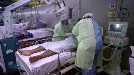 전 세계 코로나19 환자 5백만 명 넘어...남미로 확산