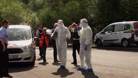 독일, 코로나19 통제 완화 후 교회에서 100여 명 집단 감염