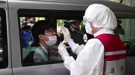 日, 국민 1만 명 대상 코로나19 항체 검사 시작