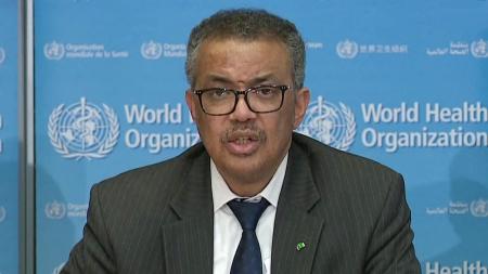 """WHO """"미국과 국제적 보건 협력 지속 희망"""""""