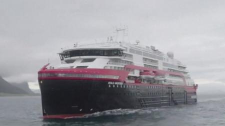노르웨이 크루즈 코로나19 집단감염...승객 이미 귀가해 확산 우려