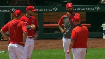 MLB 세인트루이스 13명 추가 확진...감염 확산일로