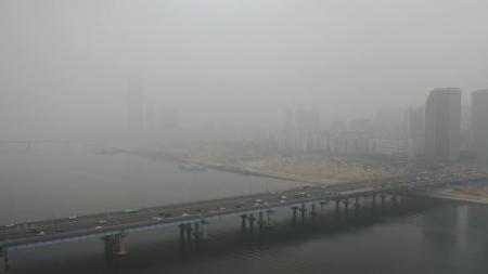 동북아 미세먼지 원인 찾는다…5년 동안 485억 투입