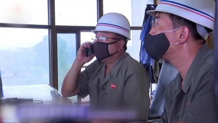 북한 대동강 등 '홍수경보'...필승교 수위 상승