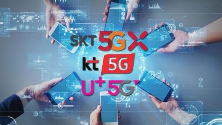 5G 첫 품질 평가…속도는 SKT·안정성은 KT가 좋아