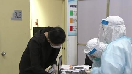 한국발 '무증상 감염자' 중국으로 첫 유입 발생