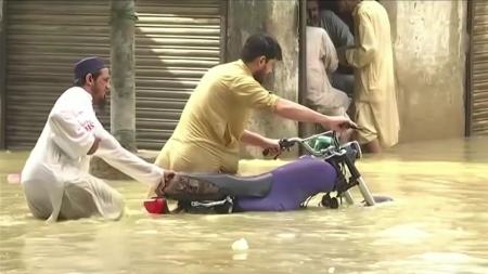 폭염·가뭄에 홍수까지...지구촌 '기후재앙' 강타