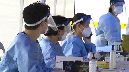어제 하루 신규 환자 54명...수도권 교회 n차 전파 여파