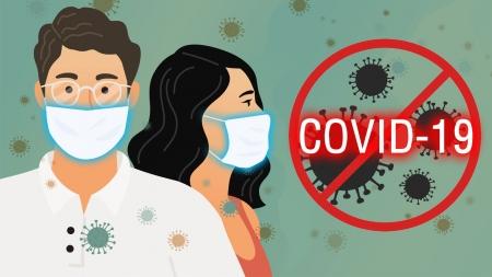 [사이언스 취재파일] 코로나19 '공기 감염' 막으려면 마스크 착용이 제1수칙