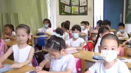 중국 코로나19 안정, 새 학년 개학...3억 명 등교