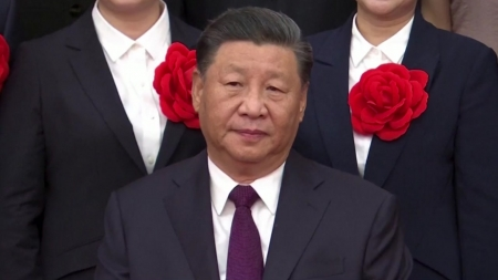 """시진핑 """"중국, 큰 노력으로 코로나19 전쟁서 전략적 성과 거둬"""""""
