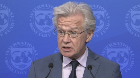 "IMF ""세계경제 6월 전망보다는 덜 심각...신흥시장 여전히 위태"""
