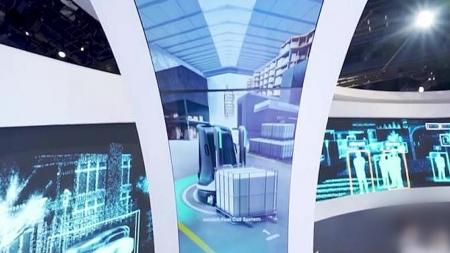 현대모비스, 중대형 수소지게차 개발...2023년 상용화 목표