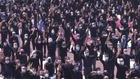 이란 코로나19 재확산 가속...하루 확진자·사망자 최다