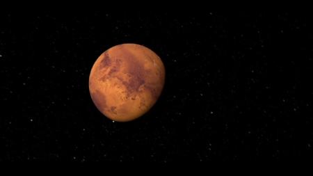 화성 '대근접', 밝게 빛난다...오늘 밤 놓치면 2035년에 가능