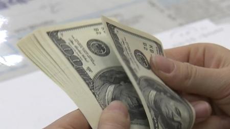 지난달 외화예금 31억 달러 감소...7개월 만에 줄어