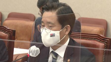 """성윤모 장관 """"월성 1호기 재가동 검토 안 해...자료 삭제는 유감"""""""