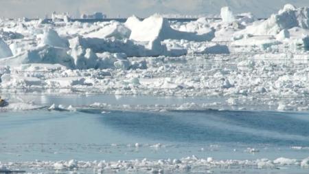 """[날씨학개론] 빠르게 사라지는 빙하…""""10년 뒤 우리 국토 5% 이상 물에 잠길 수도"""""""
