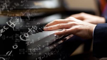 [궁금한S] 음악 속에 '수학'이 있다?…음악에 담긴 수학 원리