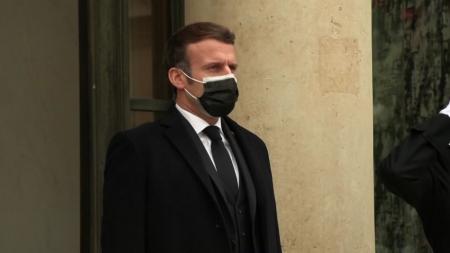 프랑스 대통령 확진...유럽지도자 속속 '자가격리'