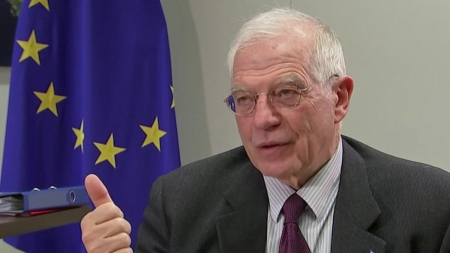 "EU 외교수장 ""코로나19 위기서 세계는 미국 리더십 필요"""