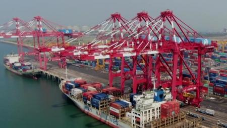 1월 1일∼20일 수출 282억 달러...1년 전보다 10.6% 증가