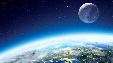 [궁금한S] 달은 언제 생겨났고, 지구에 어떤 영향 미칠까?