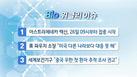 [바이오 위클리] RNA 활용 치매 치료…바이오오케스트라