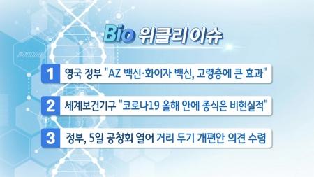 [바이오위클리] 신개념 패혈증 치료제 개발…단디바이오사이언스