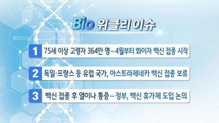 [바이오위클리] 코로나19 신약 개발…압타바이오
