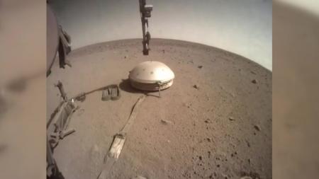 인사이트호, 화성서 규모 3 이상 진동 탐지